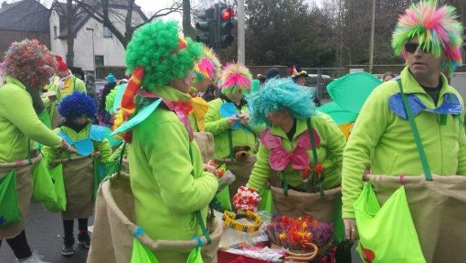 Karnevalszug 2020